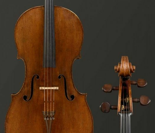 "A. Stradivarius, 1707, cello ""Boni-Hegar"""