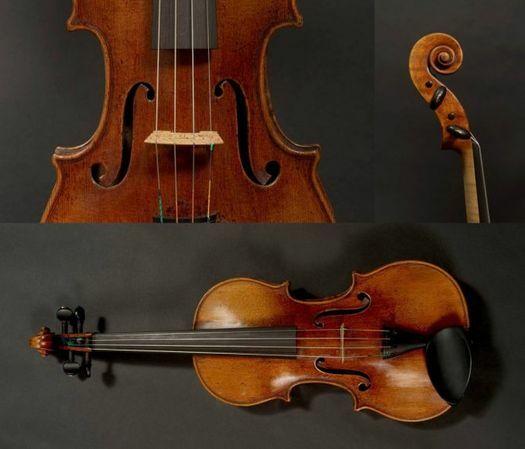 A. Stradivarius, Cremona 1710, fiolin