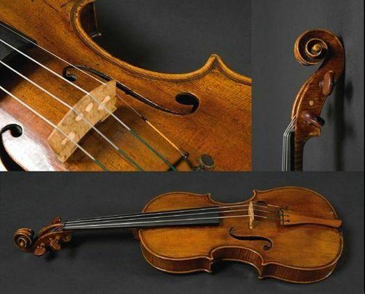 G.B. Guadagnini, fiolin, Torino 1773